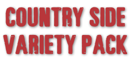 COUNTRY SIDE VARIETY PACK